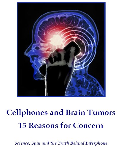 Cell phones and Brain tumours - 15 reasons
