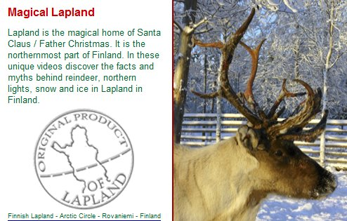 Magical Lapland - Videos and stories
